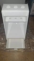 Micropipette Stand 3 Hole With Drawer