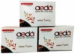 K.P Namboodiris Sandal Aeda Herbal Skin Care Soap