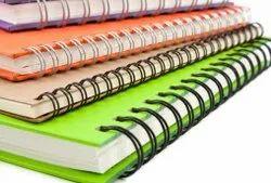 Spiral Book Binding Service, in Pan India
