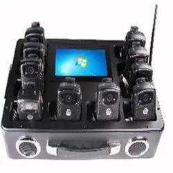 Portable Collection Station Body Camera Collector