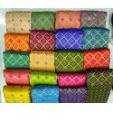 Dole Silk Jacquard Fabrics
