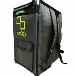Tan90 Black Cold Bag For Home Delivery, Capacity: More Than 25 Kg