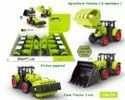 Agriculture Vehicle Toy