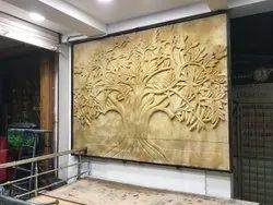 Tree Murals Stone