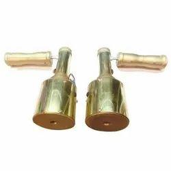 Universal Aura Scanner Brass Best In The World For Vastu, Aura, Chakra Scanning With 300 Samples