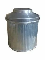 SS Storage Container, Material Grade: SS302