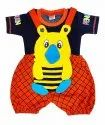 Multicolor Girl & Boy Dungarees For Baby
