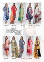 Nikhaar Luxury Karachi Printed Cotton Dress Material Catalog
