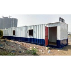 Stainless Steel Portable Office Cabin