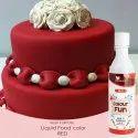Red Multi Purpose Liquid Food Colours