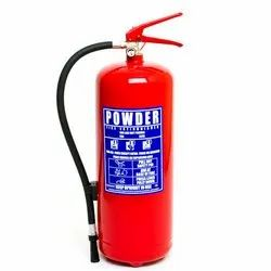 Carbon Steel DCP Fire Extinguisher, For Office, Capacity: 9 Kg