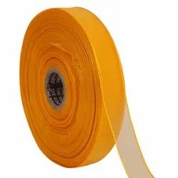 Lurex - Dyed Yellow Ribbons 25mm/1'' Inch Ribbon