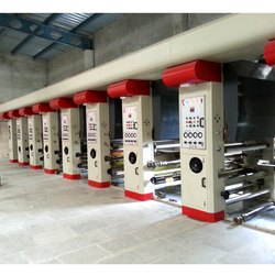 4 Color Rotogravure Printing Machine