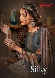Roli Moli Silky Vol-7 Pashmina Winter Dress Material Catalog Collection