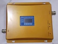 Dual Band Mobile Signal Booster 2G 4G