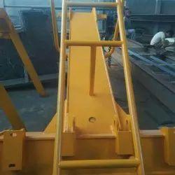 Ace Mild Steel 12 Ton Main Frame, For Hydra Crane