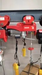 Mini Electric Wire Rope Hoist 800 kg