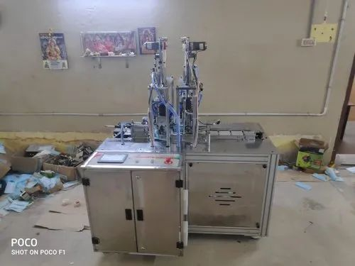 3 Phase Fully Automated Paper Cup Making Machine