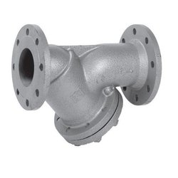 Rank Cast Iron Y Type Strainer Flanged