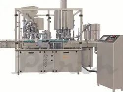 Automatic Rotary Vacuumatric Dry Syrup Filling Machine