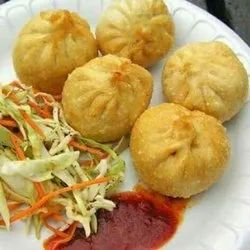 Veg Fried Momos, 100 Pieces, Packaging Type: Packet