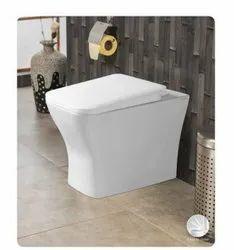 Element FM White Wall Hung Toilets