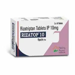 Rizatriptan Tablets 10 Mg