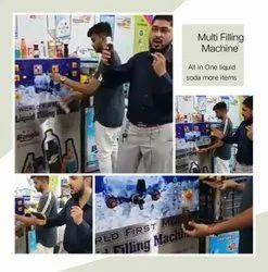 SFP111 Multi Liquid Filling Machine