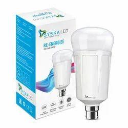 Syska EMB-0902-D Rechargeable 9W RecLite LED Bulb
