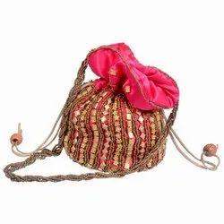 Packaging Bags Jute Potli Bag