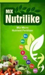 Liquid Bio-Tech Grade Mix Micronutrient Fertilizer, For Agriculture, Target Crops: Vegetables