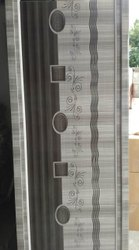 PVC Toilet Door