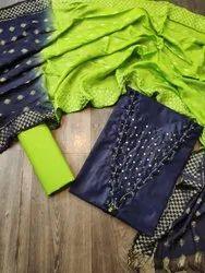 Cotton Unstitched Suits