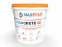 Makphalt Grey Two Component Cementatious Waterproofing Coating, For Roofs, Concrete, Packaging Size: 5 Ltr + 8kg