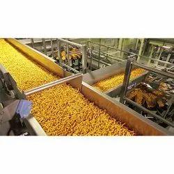 Kurkure Making Machine, For Snacks Food Industry