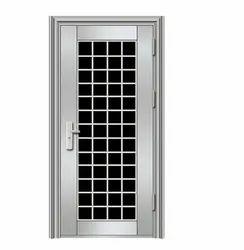 Stainless Steel Doors, Exterior