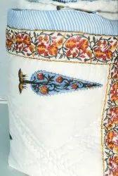 Cotton Handmade Kantha Quilt