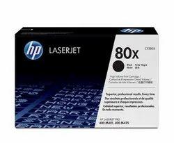 HP 80X High Yield Black Original LaserJet Toner Cartridge