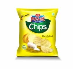 Plain Salted Chips