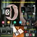 Smartwatch With Dual Belt T55