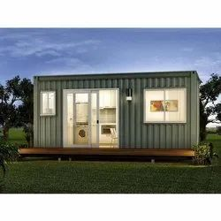 Steel Panel Build Movable Prefabricated House