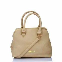 Caprese PU Leather Tote Bag