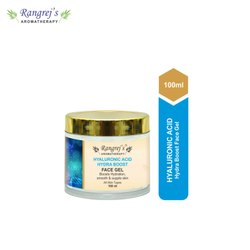 Rangrej''s Aromatherapy Hyaluronic Acid Hydra Boost Face Gel For Skin Lighten/Brighten/Glowing