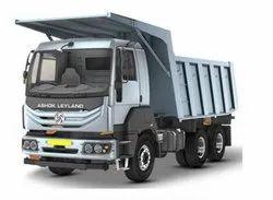 2820 Series Ashok Leyland Tipper Truck