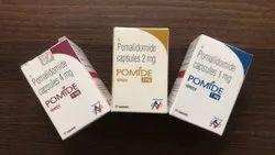 Pomide (Pomalidomide) 1 mg, 2 mg & 4 mg