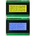 16X4 Character LCD Display (JHD)