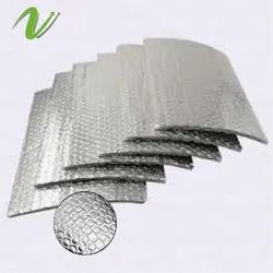 Fire Retardant Bubble Insulation Material