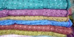 36 Cotton Blend Malai Fabric Printed, For Garments