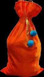 Christmas Velvet Bag
