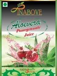 Aloevera with Pomegranate Juice